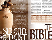 Biblical reliability article design