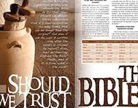 Biblical reliability article design