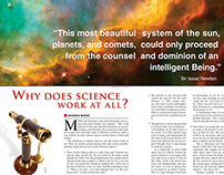 Science article design