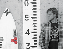 ci surfboards 2014 ad Campaign