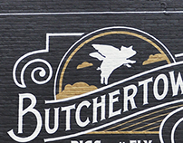 Butchertown Mural