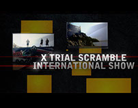 X TRIAL Scramble International Show With JACK FIELDS