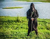 Khayashii Featherheads : The wandering Ronin