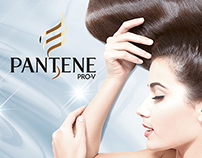 Pantene Silicon Free Japan Key Visual