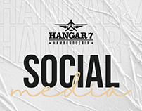 Social Media 3 - Hangar 7 Burger
