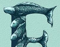 Letter F: Fish