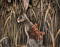 'The Saddled Hare'