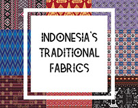 The Charm of Indonesia's Traditional Fabrics