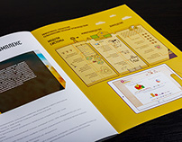 Booklet of IT-company for B2B