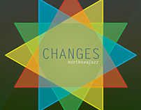 Poster - 'Changes' North Sea Jazz
