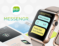 Messenger for Apple Watch