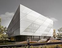 Turkcell Tech. Center // Net Mimarlik