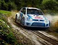 C4D Rallye CG Cars