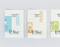 Programación Centro Cultural La Nau