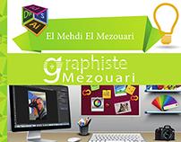 Cataloge Mezgraphique (Portfolio Personel)