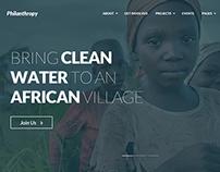 Philanthropy - Nonprofit WordPress Theme