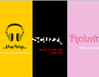 Sky Music channels microsite