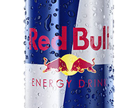 Red Bull Can   CGI