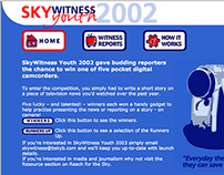 Sky News Witness microsites