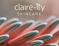 {claire-ity} Logo & Labels