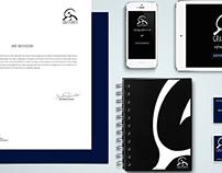 my new coorporate design / branding