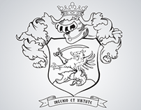 Redrawing a Crest
