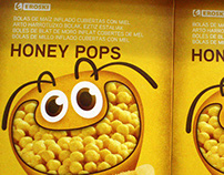illustrations for packaging cereal