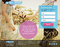 One2Date, Dating Website