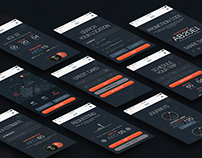 KOI - Mobile app and webdesign