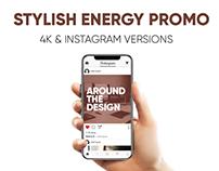 STYLIS ENERGY PROMO (AE TEMPLATE)