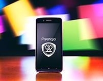Product Photography / Prestigio Mobile 2014