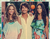 Campanha Enfim- Primavera/ verão 2014