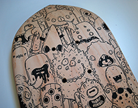 ORGAN SKATEBOARDS CUSTOM