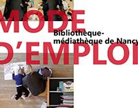 Bibliothèque municipale de Nancy