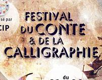 21e festival du conte et de la calligraphie