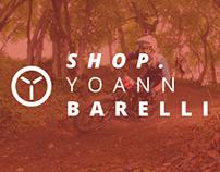 Shop - Yoann Barelli - Enduro Pro Rider