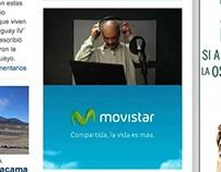 Movistar - Banner de Voz a Texto