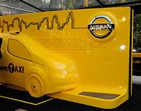 Nissan NY Taxi Event
