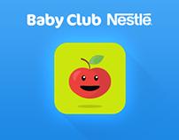 Baby Club Nestlé - Memory App