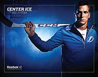 Reebok Center Ice Campaign