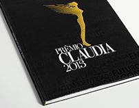 Book - Prêmio Claudia 2013