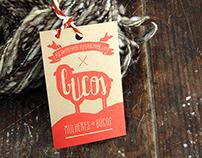 Bucos - Wool tag