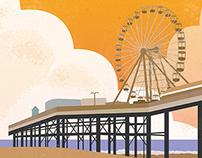 Blackpool Transport App