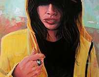 Yellow Hood