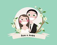 Rute e André