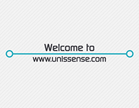 Website presentation :Unissense.com