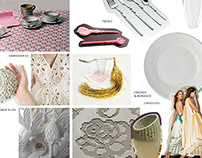 Creative Process - Tableware