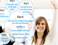 Health awareness emailer design