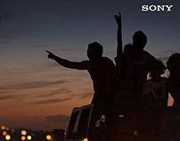SONY XPLOD BY MAURICIO CANDELA