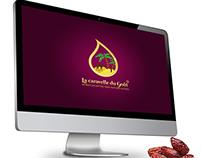 la caravelle du gout Logo